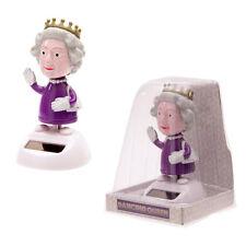 NEW Puckator FF30 Solar-Powered Dancing Queen Ornament Desk Toy
