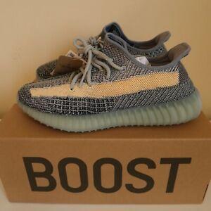 adidas Yeezy Boost 350 V2 - Ash Blue - Size 10 - (GY7657)