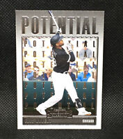 2020 Contenders Potential Luis Robert RC Insert Chicago White Sox Rookie #1