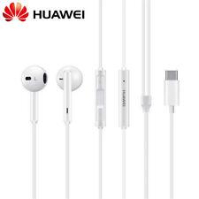 Original Huawei USB Type C Earphone Stereo Earbuds w/ Mic For Huawei Mate 10 Pro