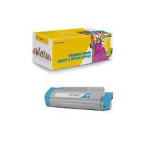 Compatible 1PK 44315303 Cyan Toner Cartridge for Okidata C610