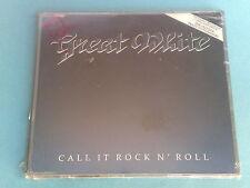 GREAT WHITE - CALL IT ROCK 'N ROLL - CD SINGLE NUOVO SIGILLATO (SEALED)