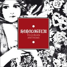 Horologium – tellurian Anthems LP lim.333 arditi Toroidh Triarii Death in June