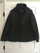 Victorinox Brompton Poly Primaloft Insulated Jacket Coat Parka  XL $495