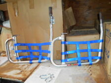 DG Performance Alloy Nerf Bars Aluminum Blue Yamaha YFM350 Warrior 60-4330