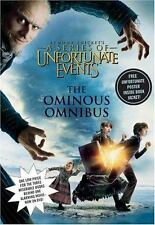 A series of unfortunate events: The ominous omnibus by Lemony Snicket|Brett