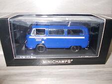 "Minichamps 1/43 - VW T2 Bus ""THW Berlin-Kreuzberg"""