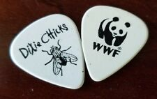 The Dixie Chicks WWF World Wildlife Fund promo Guitar Pick. Fly Tour 2000