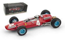 Brumm R297-CH Ferrari 512 F1 #4 4th Italian GP 1965 - Lorenzo Bandini 1/43 Scale
