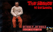 SW Our world 1/6 The Silence of The Lambs Dr. Hannibal Head Figure Full Set