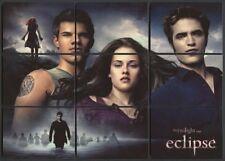 Twilight Saga Eclipse Series 2 - 9 Card Set -  Trio and Villains Puzzle