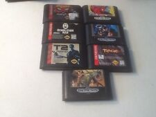 Golden Axe II Sega Genesis Spiderman Batman T2 Primal Rage Demolition Man