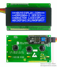 Blue IIC/I2C/TWI Character 20x4 Serial LCD Module Display for Arduino w/Library
