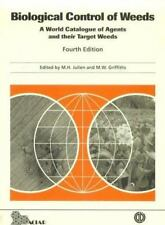 Biological Control of Weeds: A World Catalogue of Agents and Their Target Weeds