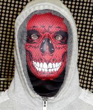 Déguisements et masques rouges en super-héros, personnage