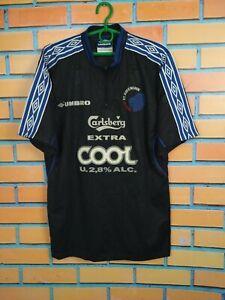 Kobenhavn Jersey 1999/00 Away MEDIUM Shirt Mens Football Soccer Trikot Umbro