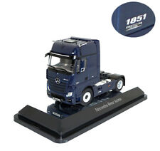 Diecast 1/50 Mercedes-Benz Actros Trucks you can trust NZG-Modelle Tough To Find