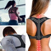 1Pc Adjustable Back Posture Corrector for Men and Wo kl