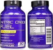 Nitric Oxide Fuel - Endurance & Stamina Booster, Increase Energy & Endurance Usa