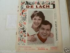 DE LACH 1960 NO 22,GERLINDE LOCKER,GERHARD RIEDMANN,M CHEVALIER,PETTICOAT,ELG,LO