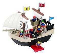 Redbox Set Gioco Nave Pirata (23 pezzi)
