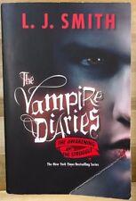 THE VAMPIRE DIARIES Awakening & Struggle by L.J. Smith (2007) Harper Teen SC