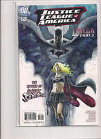 Justice League of America #52 Variant 2011 DC comic book