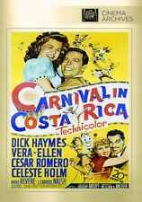 CARIVAL IN COSTA RICA (1947 Dick Haymes)  - Region Free DVD - Sealed