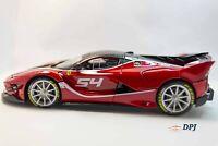 Burago  1/18  Ferrari FXX-K EVO N 54 FINALI MONDIALI 2017 Signature Series