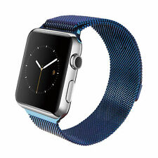 Luxury Aluminum Rainbow Colors Strap Bracelets Band For Apple Watch 38/42mm New