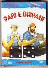 dvd PARI E DISPARI Bud SPENCER Terence HILL