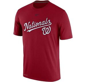 Washington Nationals Men's Nike Dri-FIT Legend Tee - NWT - FREE SHIPPING!