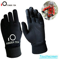 Winter Touch Screen Gloves Windproof Thermal Warm Kids Boys Girls Gloves Warm