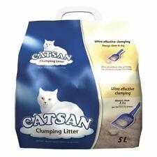 Catsan Clumping Cat Litter - 5L Hygiene Moisture Granules Economical Clean Dry