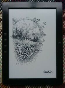 """💫 Onyx Boox M96 9.7"""" eink eBook ereader 💫 with cover and stylus (bundle)"""