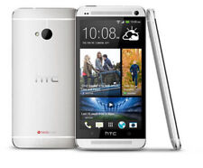 HTC One M7 - 32GB 3G GPS WIFI - Silver (Unlocked) Android Quad-core Smart Phone