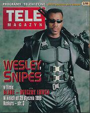 TELE MAGAZYN 99/05 (29/1/99) WESLEY SNIPES BILL MURRAY ANDIE MAC DOWELL KILMER