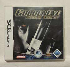 Nintendo DS - Golden Eye Rogue Agent - PAL - Deutsch - Nintendo 2005 (A126)