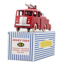Atlas 1:43 Dinky Toys 32E Premier Secours Berliet Fourgon Incendie Diecast GIFT