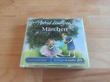 Astrid Lindgren - Märchen - 4er Hörspiel CD
