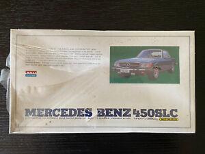 Arii 1/24th Mercedes Benz C107 450SLC Plastic Kit