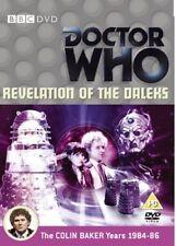 DR WHO 142 (1985) - REVELATION OF THE DALEKS - TV Doctor Colin Baker  NEW DVD UK