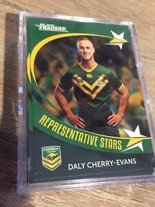 2020 NRL TRADERS Representative Stars TRADING CARD FULL SET RARE 54 Cards