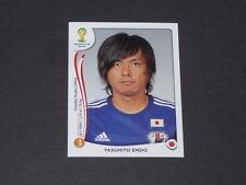 251 ENDO GAMBA OSAKA JAPON NIPPON PANINI FOOTBALL FIFA WORLD CUP 2014 BRASIL