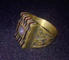 Rare Ancient Solid Ring Roman Real Euro Stunning Artifact Rare Antique  Type