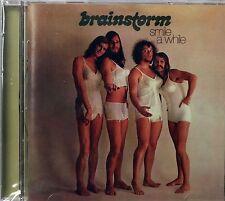Brainstorm-Smile A While German prog jazz cd