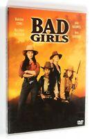 DVD BAD GIRLS 1994 Western Madeleine Stowe Andie Macdowell Drew Barrymore