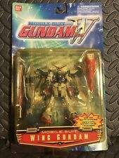 Bandai Sealed Mobile Fighter Gundam Wing Gold Action Figure Msia
