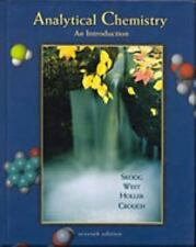 Analytical Chemistry, , Good Condition, Book