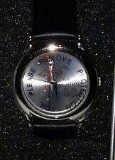 Disney auctions Nightmare before Christmas LE 100 Jack Skellington wrist watch